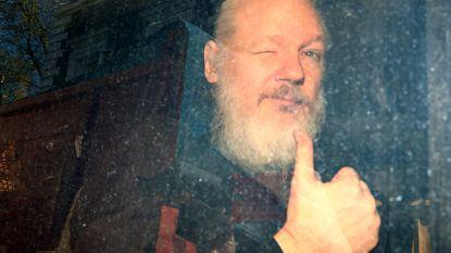Advocaat Assange dient klacht in tegen lekken privé-informatie