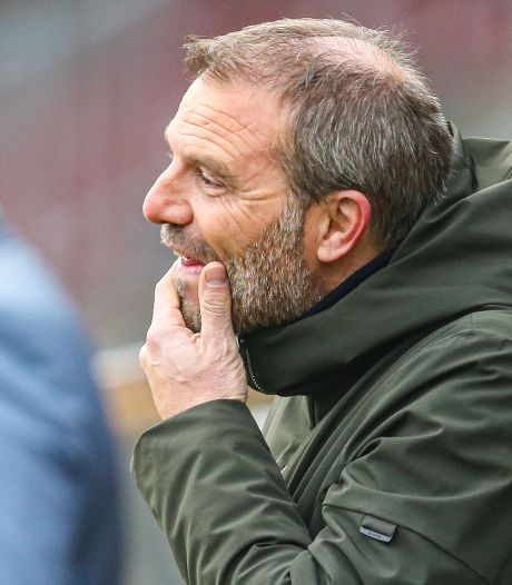 Trainer Maurice Steijn: 'Alles rondom NAC is momenteel negatief, ik mis het wij-gevoel in Breda'