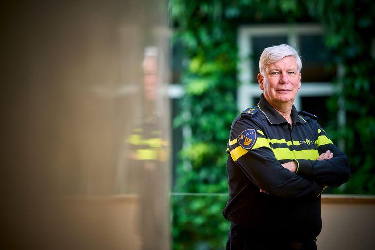 Henk van Essen, korpschef Nationale Politie Beeld Phil Nijhuis