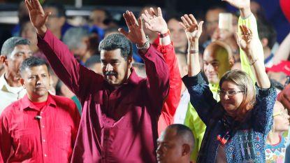 Maduro wint verkiezingen in Venezuela, VS erkennen uitslag niet