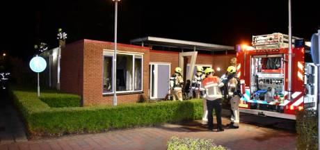 Bewoner overleden na woningbrand in Kapelle