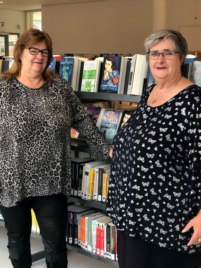 Addy van Meerten en Jose Brunselaar zijn De Taalmeiden. Ze proberen anderen in de regio die ook moeite hebben met lezen en schrijven te stimuleren daar iets aan te doen.