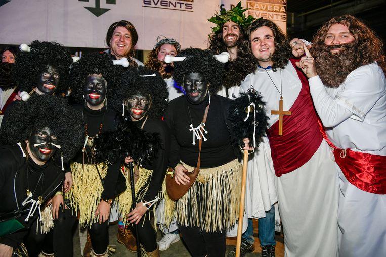 Kennismaken met het  alombekende Aalst Carnaval kan via een themawandeling.