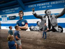 Een kijkje op de vernieuwde Vijverberg: 'Stadion heeft totaal ander gezicht gekregen'