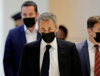 Celstraf geëist tegen Franse oud-president Sarkozy