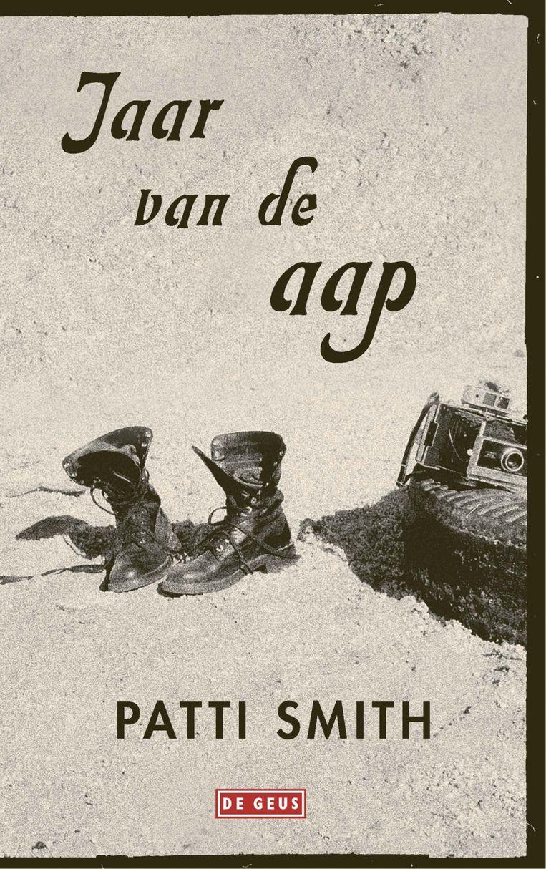 'Jaar van de aap' van Patti Smith verschijnt op 3 maart bij De Geus. Beeld