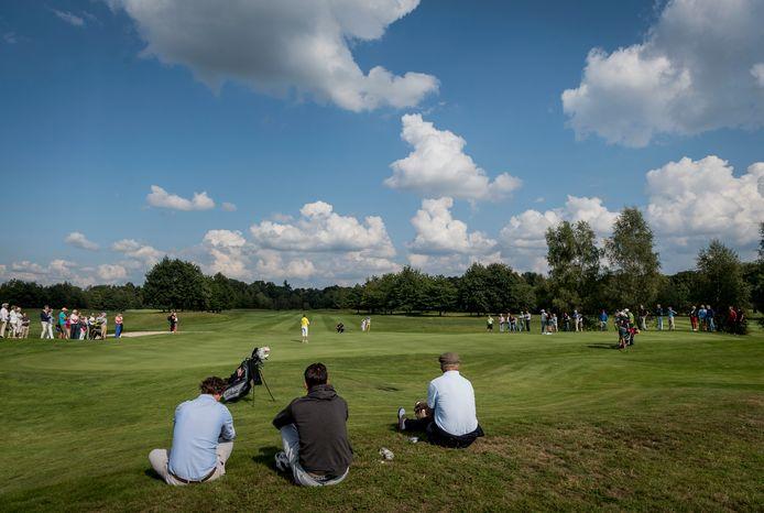 Op de banen van de Twentsche Golfclub in Ambt Delden kan dit weekeinde genoten worden van de prestaties tijdens de Twente Cup.