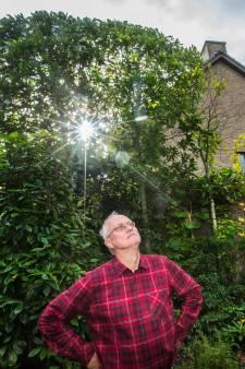 Jelmer is lawaaierige vliegtuigen boven zijn huis zat: 'Waarom over stad, terwijl ze over Noordzee kunnen?'