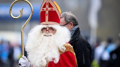 Sinterklaas maakt zondag intrede