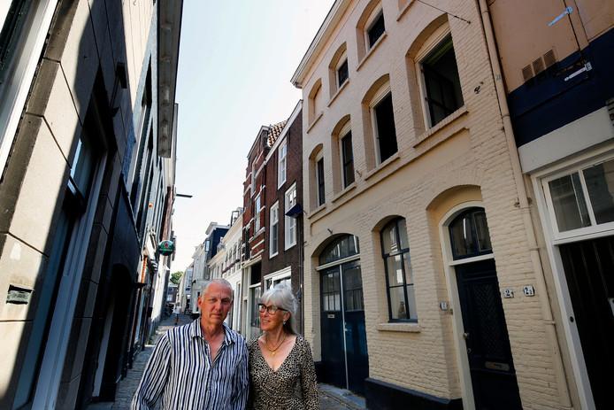Niklas Anderberg en Marja de Raadt deden ook een duit in het zakje met hun idee.