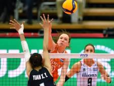 Hoe Sloetjes van een angstig meisje een van 's werelds beste volleybalsters werd: 'Wow, wat heb ik allemaal meegemaakt?'