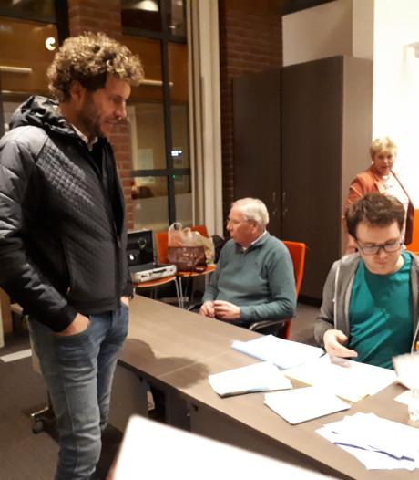 Weerman Dennis Wilt uit Borne brengt op het nippertje zijn stem uit in Borne