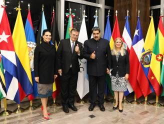 Eerste officiële buitenlandse reis van Maduro sinds aanklacht VS