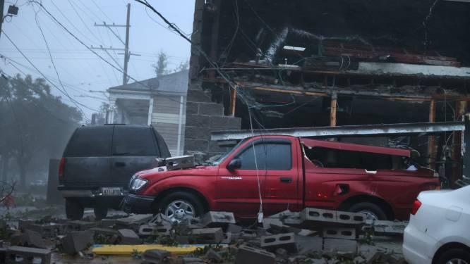Kracht orkaan Ida neemt snel af, miljoen huishoudens in Louisiana zonder stroom