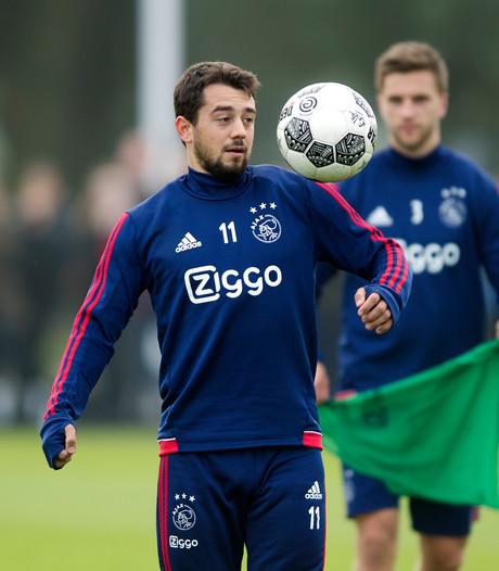 Younes na knieblessure weer in selectie Ajax voor oefenduel met Gladbach