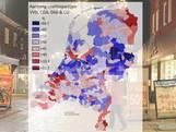 Check hier hoe populair Rutte III in jouw gemeente is