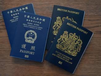 Bijna 5.000 inwoners van Hongkong willen Brits staatsburger worden
