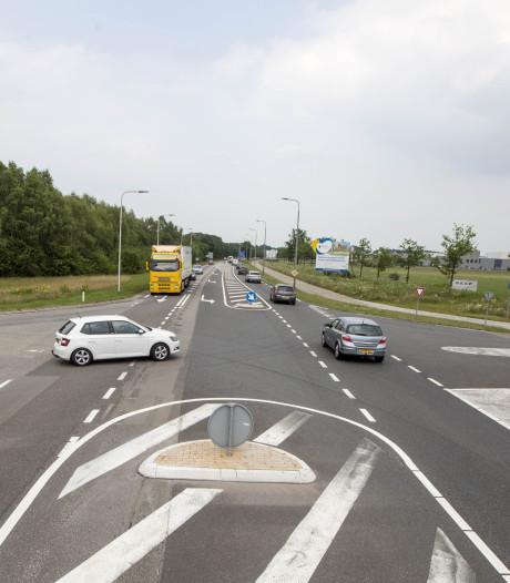 Rondweg A1 bij Oldenzaal ruim twee maanden dicht
