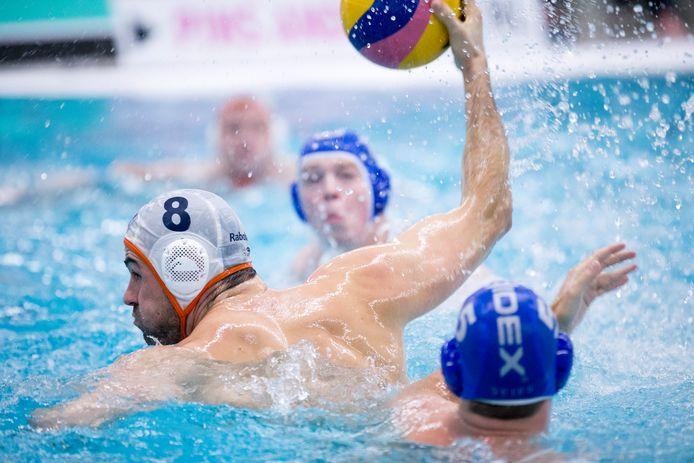 Jan Willem Slaghuis zette BZC met de 12-11 op het winnende spoor.