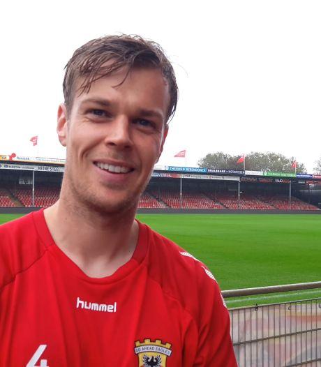 Gewezen GA Eagles-captain Veldmate op weg terug naar Emmen