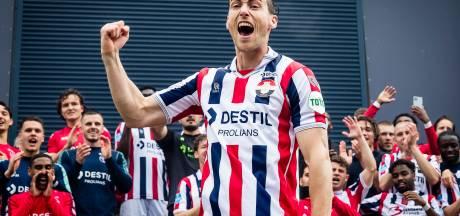 Heerkens gaat negende Willem II-seizoen in: 'Ik ben écht van dit cluppie gaan houden'