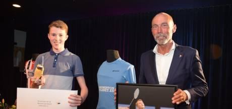 Joep Strooper krijgt Mariska Lips Award, Willem II-talenten hebben het nakijken