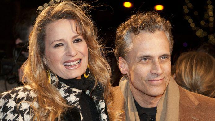 Robert Schumacher en zijn vrouw Claudia.