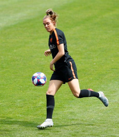 Martens ontbreekt op training voor finale