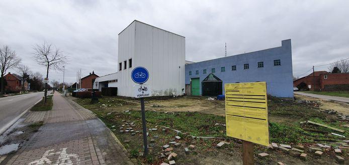 De voormalige site van Herdico aan Voort in Meerle.