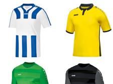 FC Lienden maakt nieuwe rugnummers bekend