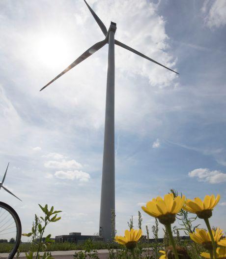 Omgeving A12 en A30 ideaal voor tien windmolens, vindt gemeente Ede