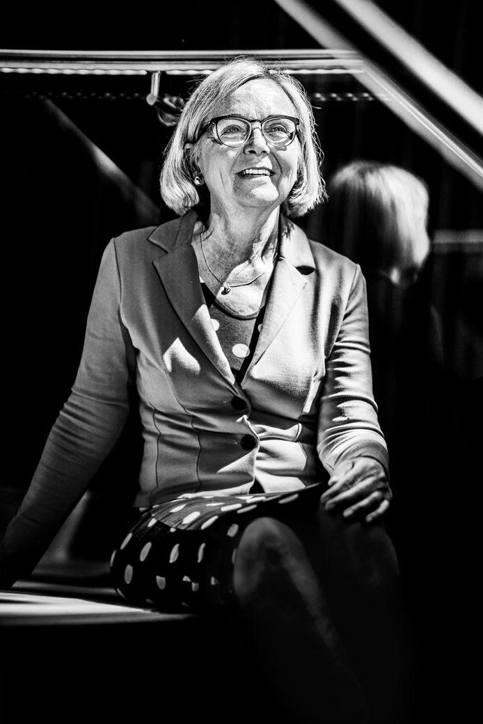 Marijke van Beek, burgemeester van Wijchen.