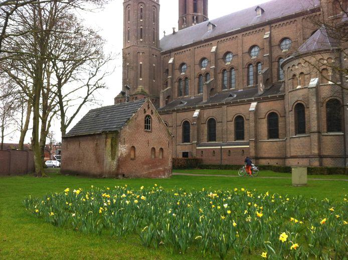 De Udense Petruskerk. Foto Hans van Alebeek