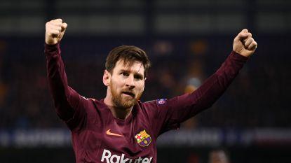 Chelsea schiet zichzelf in de voet: Messi straft defensief geblunder af en wist fraaie openingstreffer Willian uit