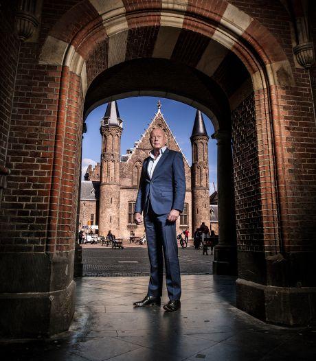 Bye bye Binnenhof: Frits Wester, haringboer en demonstrant over jarenlange verbouwing