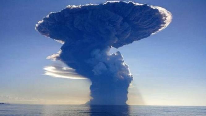 Aswolk van Indonesische vulkaan hindert vliegverkeer