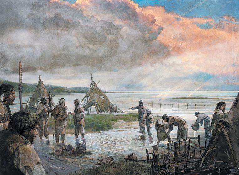 Stormwaarschuwing, Doggerland 2, Maria Adolfsson Beeld
