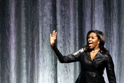 Zweten maar! Michelle Obama deelt workout playlist