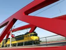 Bovenleiding defect: treinverkeer op Hanzelijn gestremd
