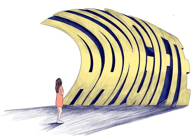 Slachtoffers van verkrachting die een melding maken krijgen eerst een 'informatief gesprek', waarin wordt gezegd dat de kans op vervolging klein is en bewijs niet altijd voorhanden is. Aangifte doen wordt zo onbedoeld vaak ontmoedigd. Beeld Jip van den Toorn