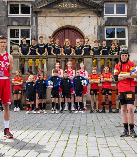 Wereldtop in vier sporten komt elk jaar naar Den Bosch voor dit grote jeugdtoernooi