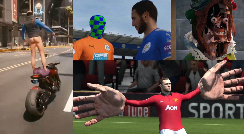 'Cyberpunk', 'Fifa' en 'Assasin's Creed' Beeld HUMO