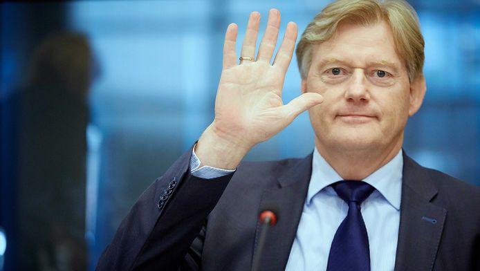 Staatssecretaris van Volksgezondheid, Welzijn en Sport Martin van Rijn.