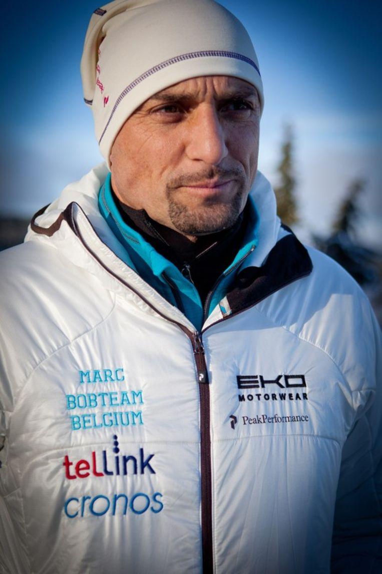Marc Sluszny staat voor een nieuwe uitdaging. Beeld BELGA