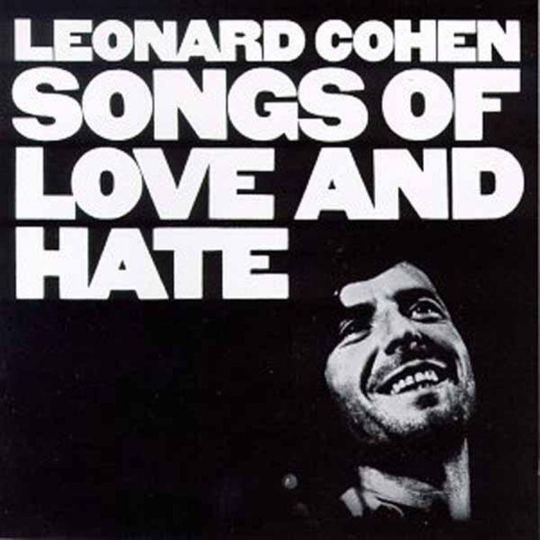 Leonard Cohend Beeld Arista