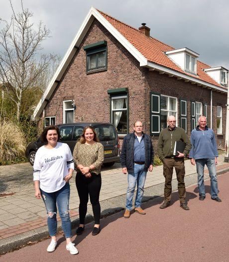 Bewoners Raadhuisweg strijden tegen sloop van hun woningen: 'Niemand denkt aan ons en ons woongenot'