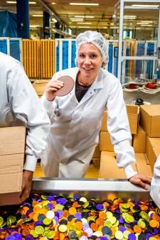 Mariska proeft de hele dag chocola (en wordt daar nog voor betaald ook)