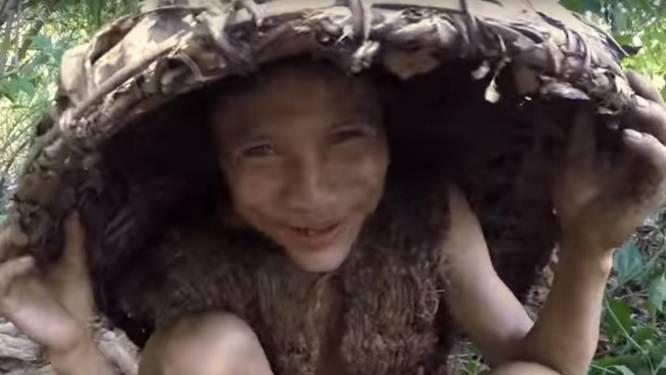 'Real-life Tarzan' worstelt met het leven na 40 jaar in jungle
