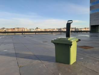 Kleine gft-container is populair in Leuven: 500ste exemplaar is de deur uit