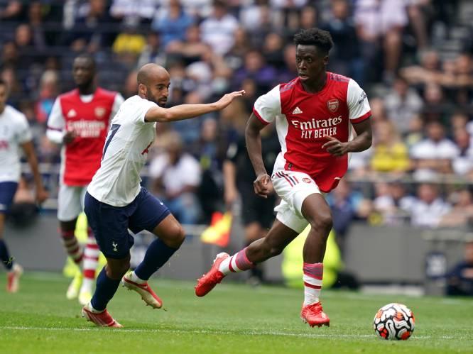 De spotlights nog niet op hem, maar Arsenal heeft geduld: Sambi Lokonga staat voor zijn debuut in de Premier League